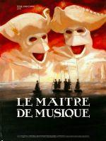 Affiche Le Maître de musique