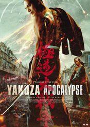 Affiche Yakuza Apocalypse: The Great War of the Underworld
