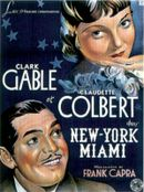 Affiche New York-Miami