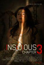 Affiche Insidious : Chapitre 3