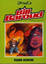 Couverture Bill Baroud espion - Bill Baroud, tome 1