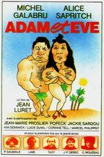 Affiche Adam et Eve