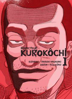 Couverture Inspecteur Kurokôchi
