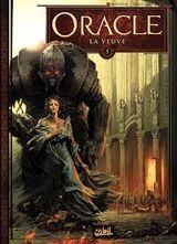 Couverture La veuve - Oracle, tome 5