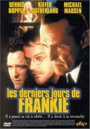 Affiche Les Derniers Jours de Frankie