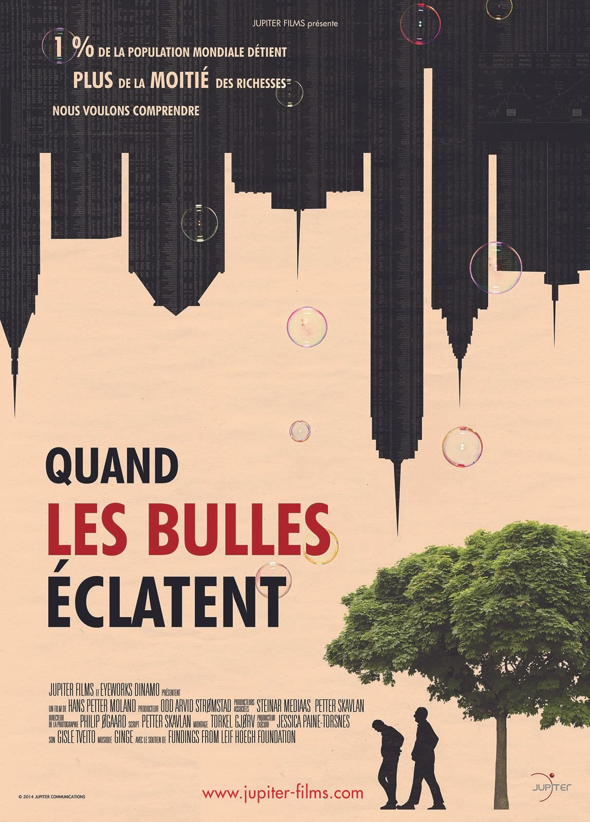 Affiches posters et images de quand les bulles clatent 2012 - Quand cueillir les potimarrons ...