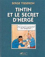 Couverture Tintin et le secret d'Hergé