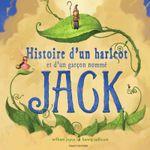 Couverture Histoire d'un haricot et d'un garçon nommé Jack