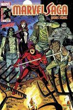 Couverture Daredevil - Marvel Saga Hors Série, tome 2