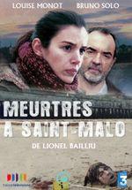Affiche Meurtres à Saint-Malo