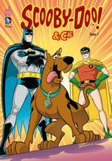 Couverture Scooby-Doo & Cie, tome 1