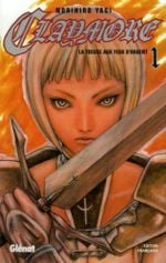 Couverture Claymore