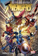 Couverture The Avengers : Vision du Futur