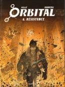 Couverture Résistance - Orbital, tome 6