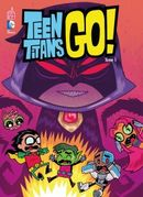 Couverture Teen Titans Go ! - Tome 1