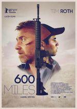 Affiche 600 Miles
