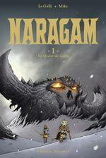 Couverture La Quête de Geön - Naragam, tome 1