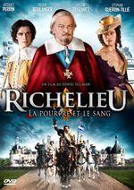 Affiche Richelieu, la Pourpre et le Sang