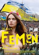Affiche Je suis FEMEN