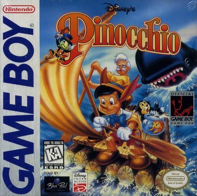 Pinocchio Online