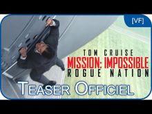 Video de Mission : Impossible - Rogue Nation
