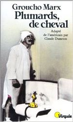 Couverture Plumards de cheval