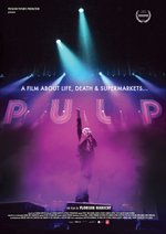 Affiche Pulp : A Film about Life, Death & Supermarkets