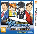 Jaquette Phoenix Wright : Ace Attorney - Dual Destinies