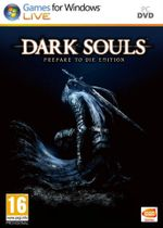 Jaquette Dark Souls : Prepare to Die Edition