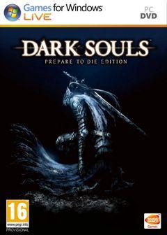 Jaquette Dark Souls : Prepare to Die Edition