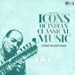 Pochette Icons of Indian Classical / Ustad Vilayat Khan