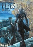 Couverture Elfe noir, cœur sombre - Elfes, tome 10