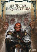 Couverture Obeyron - Les Maîtres Inquisiteurs, tome 1