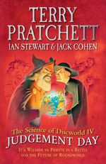 Couverture La Science du Disque-monde IV : Le Jugement dernier