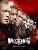 Affiche WWE WrestleMania 31