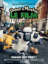 Affiche Shaun le Mouton, le film