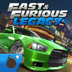 Jaquette Fast & Furious: Legacy