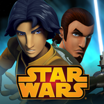 Jaquette Star Wars : Rebels