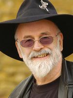 Photo Terry Pratchett