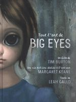 Couverture Tout l'art de Big Eyes