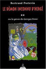 Couverture Le démon inconnu d'Hergé