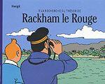 Couverture A la recherche du trésor de Rackham Le Rouge