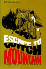 Couverture Escape to Witch Mountain