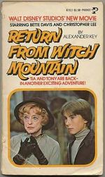 Couverture Return from Witch Mountain