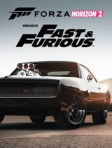 Jaquette Forza Horizon 2 Presents Fast & Furious