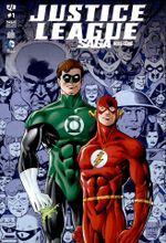 Couverture Justice League Saga Hors-Série, tome 1