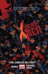 Couverture The Omega Mutant - Uncanny X-Men (2013), tome 5