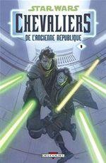 Couverture Star Wars - Chevaliers de l'Ancienne République T01
