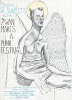 Affiche Zivan Makes a Punk Festival