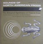 Pochette Sounds of North American Frogs